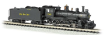 51459 Bachmann Baldwin 4-6-0 Nickel Plate #182 (DCC On Board)
